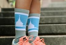Rexburg / We cannot endorse wearing shorts at BYU-I to show off your #RexburgTemple socks.