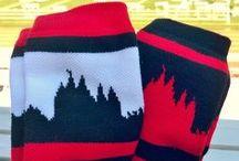 Salt Lake City / Ute fans unite! We've got your feet covered. #SLTemple