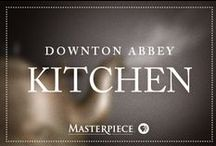 Downton Abbey Kitchen / Recipes, cooking tips, and meals Mrs. Patmore would love, inspired by Downton Abbey | Masterpiece PBS.
