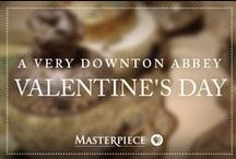 A Very Downton Abbey Valentine's Day / Sweet treats, love notes, and DIY ideas for your Valentine, inspired by the love stories of Downton Abbey, only on Masterpiece PBS.