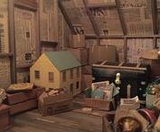 Dollhouse Attic