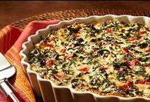 Healthy Food / Healthy or healthish recipes