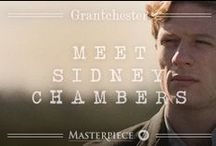 Meet Sidney Chambers / Sidney Chambers is an unusual vicar for the 1950s, a time of country living, and the freedom to explore ones interests.  | Grantchester, as seen on Masterpiece PBS