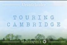 Touring Cambridge / The town of Cambridge is as diverse and mysterious as its population. Take a look at our favorite spots from around Cambridge. | Grantchester, as seen on Masterpiece PBS