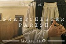 Picturesque Parishes / Beautiful churches and parishes with unique architecture and stunning stained glass. | Grantchester, as seen on Masterpiece PBS