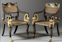 Style Regency 1812 - 1830