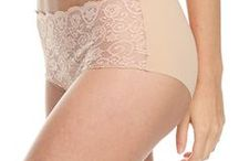 [ double-take collection ] / With stunning lace and luxe Italian microfiber, our newest collection elevates the undergarments to art form with the best of both beauty and comfort.