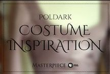 Poldark Costume Inspiration / Poldark's costume designer, Marianne Agertoft, shares her fashion inspirations for the series. Poldark airs on Sundays through August 2, 2015 at 9/8c on MASTERPIECE on PBS.
