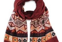 Ethnic Style / Foulards ethniques pour un style très boho