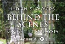 Indian Summers: Behind-the-Scenes / A collection of photos taken by MASTERPIECE Executive Producer Rebecca Eaton during her visit to the Indian Summers set while the first season was in production. See how the behind-the-scenes photos compare to images from the series and don't miss Indian Summers as it airs Sundays through November 22 at 9/8c on MASTERPIECE on PBS!
