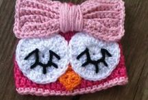 Newborn & Toddlers - Crochet & Knitting