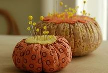 Crafts - Pin Cushions & other sewing accessories
