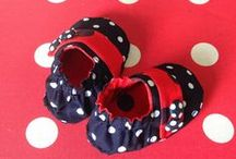 Newborn & Toddlers - Booties & Shoes