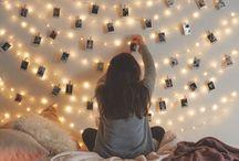 My tiny bedroom