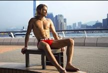 Ipanema Swim Brief / This is a fantastic brief that will look good for all of your summertime fun.