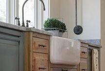 kitchen ideas / by Jane Hawkinson