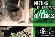 Housing Information / Here you'll find resources about housing, including statistics about homeowners, energy efficiency, buying vs. renting and more. / by Rebuilding Together