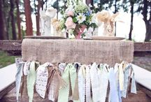 Wedding Decor items to create! / Wedding Items I would love to create!