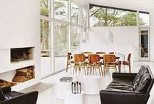 20th Century Modern House / Mid Century homes & decor incorporated with todays interior trends & style.