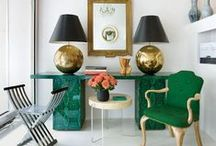 Glamorous Life / Luxury Interiors with high end finishes & delicate details
