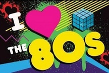 Stuff I Loved in the 80's / This is all the things I loved and thought were cool when I was a teenager in the 80's