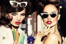 Models & Fashion / Please Don't Over Pin, Thank You. / by Elle