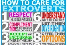 Introverts/Extroverts