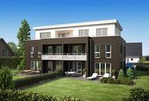 Viebrockhaus Mehrfamilienhäuser / Die neuen Mehrfamilienhäuser von Viebrockhaus