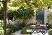 buitenleven / o.a. romantische tuinen , strand en accessoires