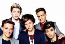 ⓞⓝⓔ ⓓⓘⓡⓔⓒⓣⓘⓞⓝ ❤ / Zayn Malik, Liam Payne, Louis Tomlinson, Niall Horan and Harry Styles ❤❤❤❤❤