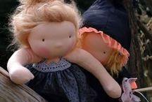 winterludes dolls / poppen