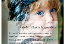 Mom's Corner / A place where Moms can gather to laugh, cry, vent and pin! Be who you are and say what you feel, because those who mind don't matter and those who matter don't mind. (No Product Reviews, Travel Location Guide or Giveaways please). To be able to pin on this board please message me on Pinterest (Solo Mom Takes Flight) or email me sarah@solomomtakesflight.com