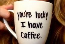 COFFEE CUPS & MUGS / Coffee cups & mugs for all reasons...fun!  Oh! And Coffee! / by YankeeCaliGirl S. Gillette