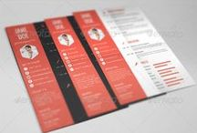 Resumes / Beautiful resume designs for all crafted by people around the world