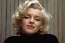 Marilyn Monroe / #goalsforlife / by Abby Terzano