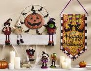 Halloween Décor / Find everything you need to decorate your home for Halloween!