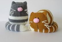 Patch & Stitch II / ♥ Tender Fluffies & Funny Woolies ♥