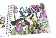 Watercolor / Watercolor, Watercolour, how to use watercolours , art classes, tips , art,