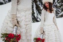Lovely winter weddings