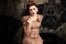 Old Fashion'd / Antique and vintage fashions to ooh and ahh and recreate.
