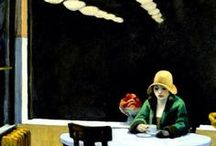 Art-painting画作 / #art, #painting, #画 / by Charlotte Chen