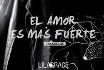BACKSTAGE CAMPAÑA EL AMOR ES MAS FUERTE AW13 BY LILAGRACE