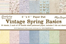 Vintage Spring Basics / by Maja Design