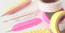 STATIONERY / Gorgeous colourful and fun stationery for paper geeks.