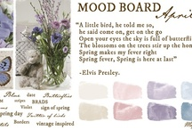Mood Boards / Here you can find our inspirational mood boards, based on different Maja collections.