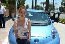 Celebrities & Nissans / Even celebrities love Nissans!