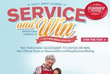 Contests / Check out our Mossy Nissan San Diego contests!