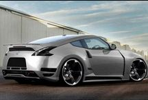 Tricked Out Nissans / Tricked out Nissans! Why go stock when you can go ALL OUT - cool rims and more!