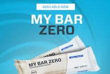 Innovations / At Myprotein we're constantly pushing the boundaries when it comes to creating new products - Here you can find all of our latest protein snacks and innovations! Why not try our new Protein bread, protein muffins or protein bars? / by Myprotein