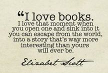 Books and Fantasy  / I am a book worm and I love to live in a fantasy world!
